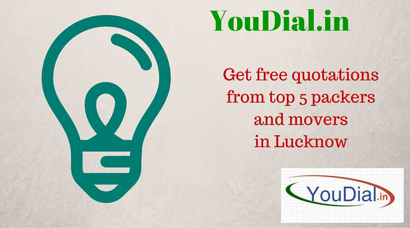 Get estimate from packers and movers in Lucknow