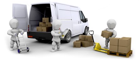 Loading and unloading by packers and movers goa