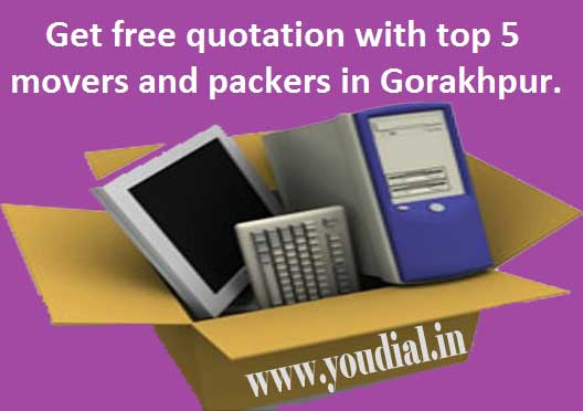 Movers and Packers in Gorakhpur