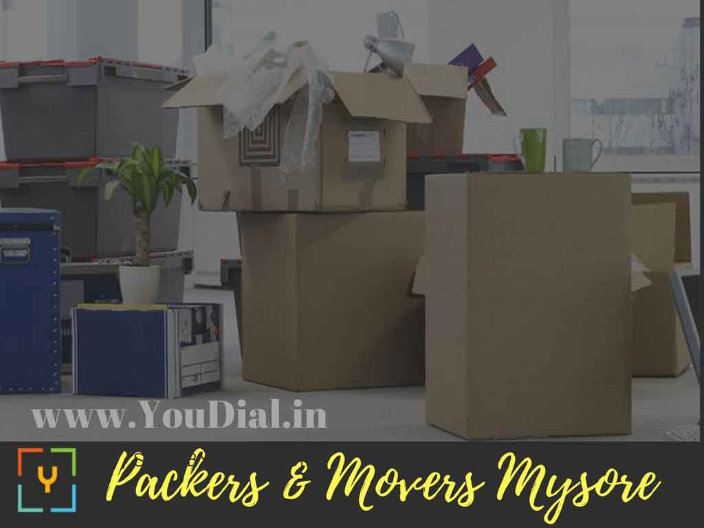 Packers and movers in Mysore