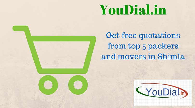 Get quot from packers and movers in Shimla