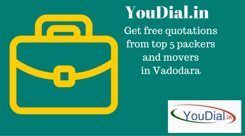 Choose the best packers and movers in Vadodara